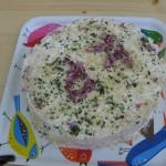 Še ena cvetlična torta izpod rok odraslih mojstrov.