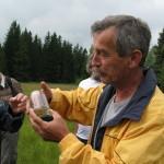 Jure Slatner, strokovnjak za mesojede rastline